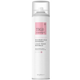 GÔM XỊT TẠO KIỂU MẠNH TIGI COPYRIGHT MAXIMUM HOLD HAIRSPRAY 380ML
