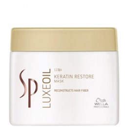 MẶT NẠ DƯỠNG PHỤC HỒI SP LUXE OIL KERATIN RESTORE MASK 400ML