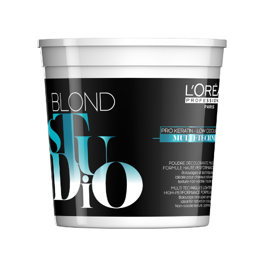 BỘT NÂNG SÁNG L'OREAL BLOND STUDIO MULTI-TECHNIQUE 500G