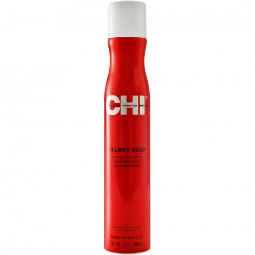 Gel xịt CHI Helmet Head Extra Firm Hair Spray 284g