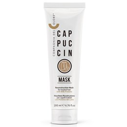HẤP DẦU DEL COLORE CAPPUCCINO MASK 200ML