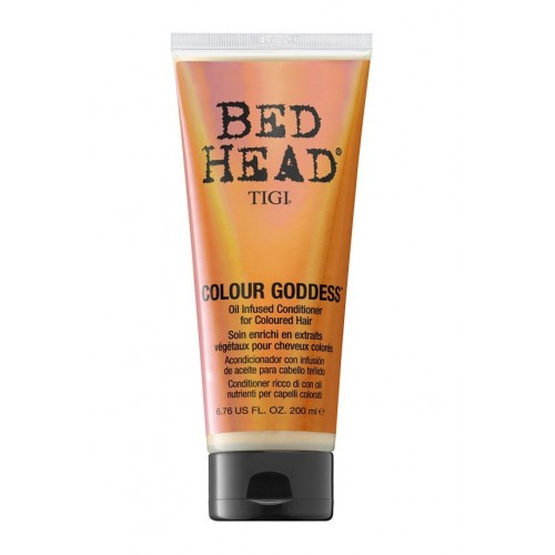 TIGI BED HEAD OIL INFUSED CONDITIONER FOR COLOURED HAIR - DẦU XÃ DÀNH CHO MÁI TÓC NHUỘM 200ML
