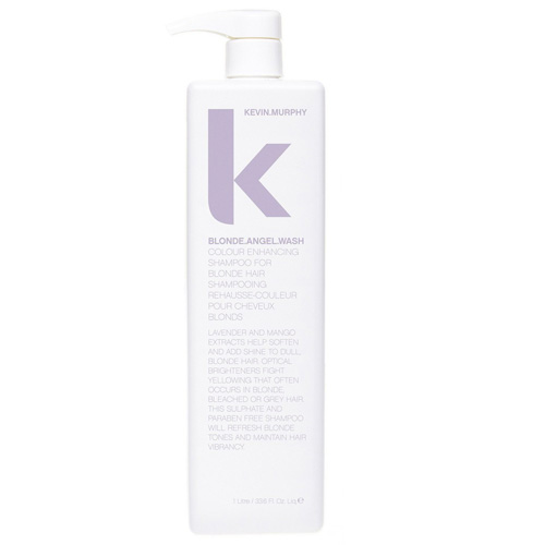 DẦU GỘI KHỬ VÀNG KEVIN.MUPHY BLONDE ANGEL WASH 1000ML