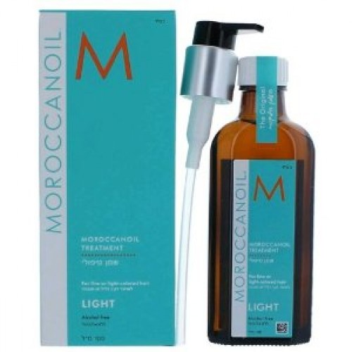 DẦU DƯỠNG TÓC MOROCCANOIL TREATMENT LIGHT 200ML