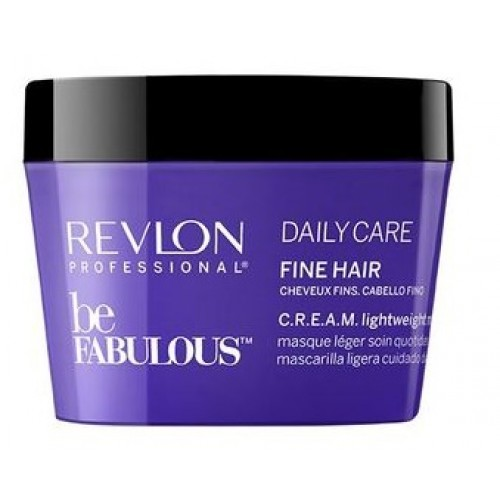 HẤP DẦU REVLON DAILY CARE FINE HAIR CREAM LIGHT WEIGHT 200ML