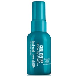 SERUM BẢO VỆ TÓC UỐN XOĂN LABEL.M NEW CURL DEFINE SHINE TOP COAT 50ML