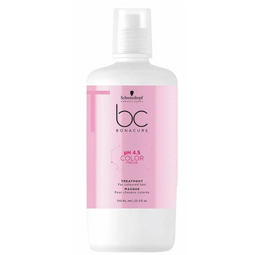 HẤP DẦU SCHWARZKOPF BC COLOUR FREEZE 750ML