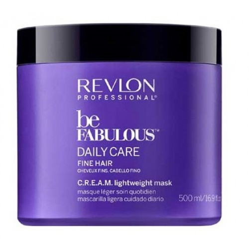 HẤP DẦU REVLON DAILY CARE FINE HAIR CREAM LIGHT WEIGHT 500ML