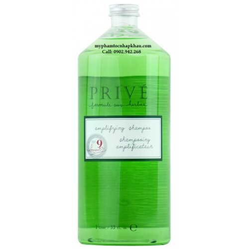 DẦU GỘI PRIVE AMPLIFYING SHAMPOO 1000ML