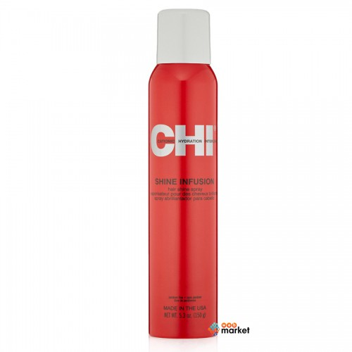 Xịt dưỡng CHI Shine Infusion Thermal Polishing Spray 150g